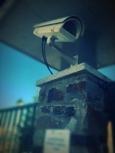 Cámaras de videovigilancia ocultas